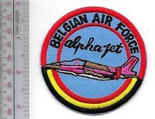 Aerobatic Belgium Royal Air Force BAF Alpha Jet Dassault-Breuget Dornier Trainer
