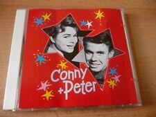 CD Conny Froboess & Peter Kraus - Die Songs aus den Filmen Conny + Peter RARE