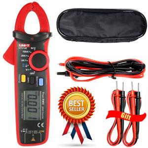 UNI-T UT210E Handheld RMS AC/DC Mini Digital Clamp Meter Resistance Capacitance