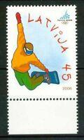 Lettonia 2006 SG 659 Nuovo ** 100%
