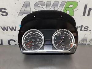 BMW M3 E90 E92 E93 Speedo Clocks 7844322
