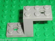LEGO OldGray Bracket 5 x 2 x 2 & 1/3 ref 6087 / Set 6597 &  6957  Solar Snooper