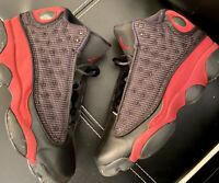 Nike Air Jordan XIII 13 Retro Bred 2013 Black Varsity Red (414574-010) size 5Y