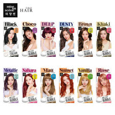 Mise en scene Hello Bubble Foam Color Hair Dyeing Styling Korean Cosmetic Beauty