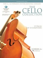 The Cello Collection Intermediate Level G. Schirmer Instrumental 050486141