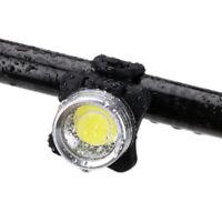 Wireless bicycle light headlight USB rechargeable battery waterproof Bike Torch