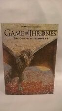 Game of Thrones: The Complete Seasons 1-6 (DVD, 2016)