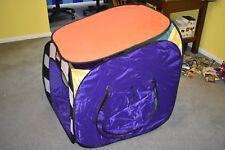 Playhut tent set tunnels basketball skeeball Fun Playtime toddler!