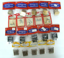 Dollhouse Accessories Cash Registers Sewing Machines Toilet Paper Rolls Radiator