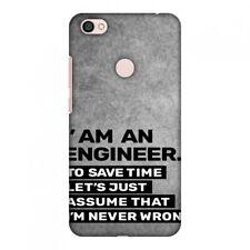 Orgulloso de ser un ingeniero 3 duro Protector caso complemento en la cubierta del teléfono delgado Accesorio