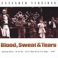 NEW Blood, Sweat & Tears Extended Versions (Audio CD)