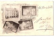 Kiel Hotel Franz Maedicke um 1900 RR!!