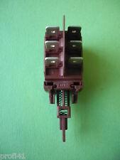 Drucktaster Schalter Ein Aus Netzschalter für Candy Hoover Iberna Merloni