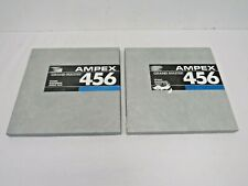 More details for ampex 456 x 2 grand master metal reel to reel 10.5