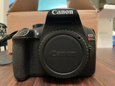 used Canon EOS Rebel T6 with 55-250mm IS STM lens