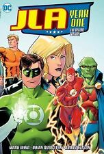 JLA: Year One Deluxe Edition: By Waid, Mark Augustyn, Brian Kitson, Barry