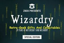 ZBox Wizardry Ltd Special Edition Harry Potter Size Large T-Shirt 500 Sold Out
