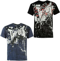 Tapout Foil T-Shirt Gr. S M L XL 2XL 3XL Tee MMA UFC Mixed Martial neu