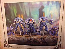 Warhammer 40K Dark Imperium Know No Fear Primaris Space Marines Inceptor Squad