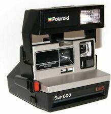 Polaroid 600 Cámara de Autorrevelado One Step Acero Gris [Refurbished]