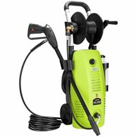 HUMBEE Electric Pressure Washer 2000 PSI 1.6 GPM High Power  Pressure Washer