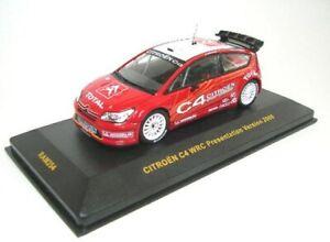Citroen C4 WRC Presentation Version 2006 (1:43)