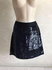 Alessandro Dell'Acqua silk/ wool skirt size 40