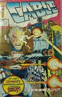 """Cable: Blood and Metal #1, Marvel Comics Book, 1992 1st Print , """"Vintage, MINT"""""""