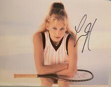 anna kournikova Signed 8x10 Photo Pic Auto Tennis