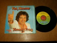 JIMMY FREY -YET I KNOW - STAY WITH ME    / LISTEN - TEEN POPCORN