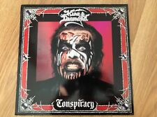 King Diamond Conspiracy LP Vinyl RR9461 VG+/VG+