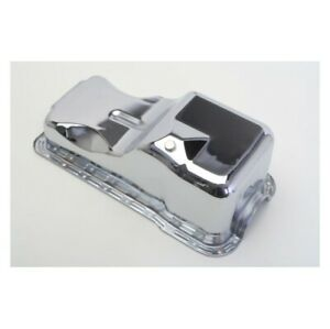 Transdapt 9078 ORG.MFR-Style Oil Pan For Ford 260-289-302W; Stock Capacity NEW