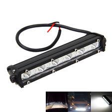 1PCS 7inch 18W LED Work Light Bar 4WD Offroad Spot Fog ATV SUV Lamp Driving