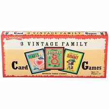 NEW! BLUE NOSE GIANT CARD GAMES BY RAVENSBURGER CARD SIZE 12cm x 8cm