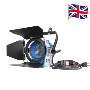3200/5500K Dimming 300W Fresnel Tungsten Spot Light+Globe For Studio Photography