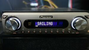 Pioneer DEH-P20072PC (DEH-P77MP)  Rare Audiophile CD Receiver. Made In Japan