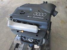 ARZ 1.8T 150PS Motor TURBO VW Golf 4 AUDI A3 8L SKODA 80Tkm MIT GEWÄHRLEISTUNG
