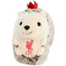 More details for liverpool football club official plush hedgehog toy teddy lfc badge cute toy