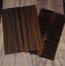 Curly Black Walnut bookmatched Head plates