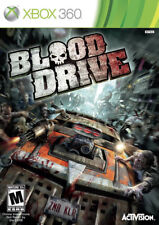 Blood Drive Xbox 360 New Xbox 360