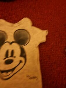 Mickey Mouse DISNEY BABY t-shirt SIZE 3-6 months new without tags