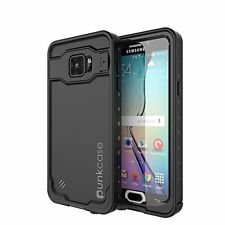 Galaxy Note 5 Waterproof Case, Punkcase StudStar Black Samsung Galaxy Note