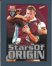 2000 SELECT NRL INAUGURAL SERIES #S14-DARREN LOCKYER-QLD