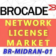 Br-Midran-01 Brocade Switch Adaptive Networking (An) feature license, E-Delivery