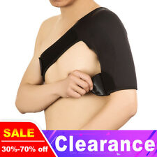Adjustable Shoulder Support Back Support Single Shoulder Protect Brace Strap
