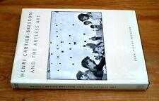 Henri Cartier-Bresson & the Artless Art by Jean-Pierre Montier (Hardback,1996)
