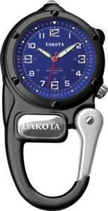 Dakota Mini Clip Microlight Watch Blue Dial Water Resistant 3802