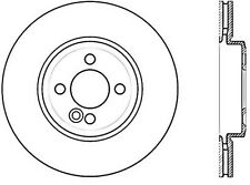 StopTech Disc Brake Rotor Front Left for 2007 - 2016 Mini Cooper # 128.34101L