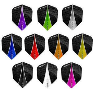 Target Darts Vision Ultra 1 Fin Standard Shape Dart Flights