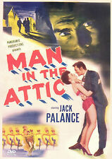Man in the Attic 1953 Jack Palance, Constance Smith Mystery DVD